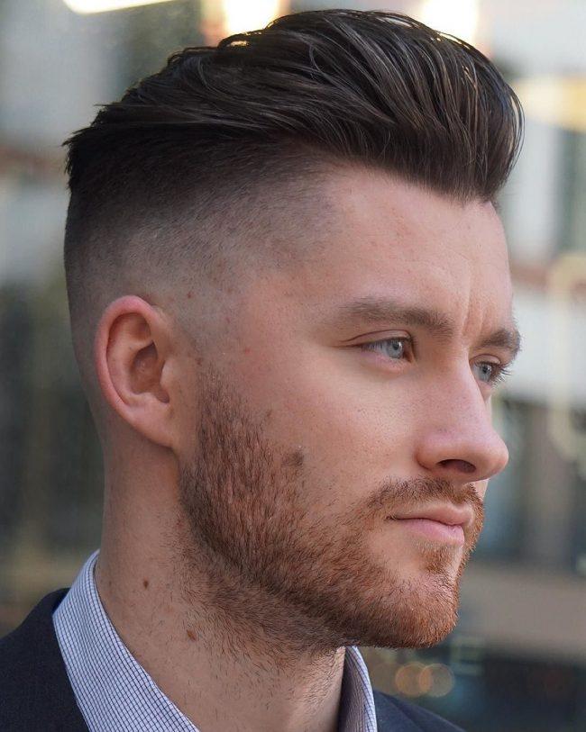 Men's Medium Hairstyles 75