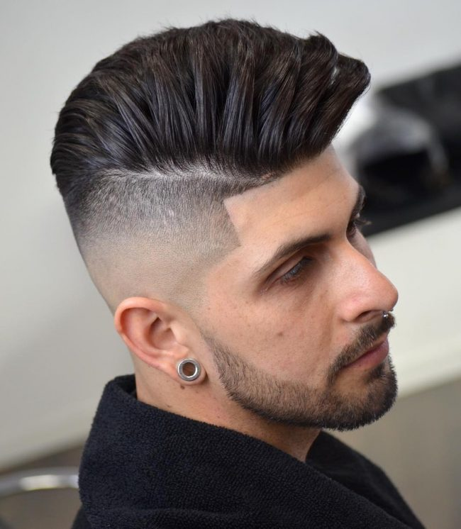 Men's Medium Hairstyles 78