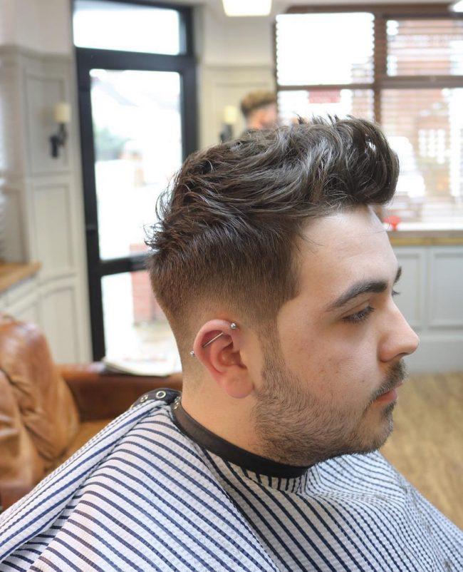 Men's Medium Hairstyles 85