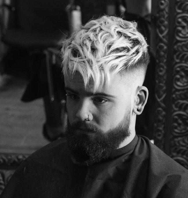 Men's Messy Hairstyles 31