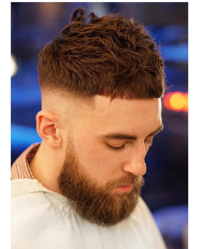 Men's Messy Hairstyles 32