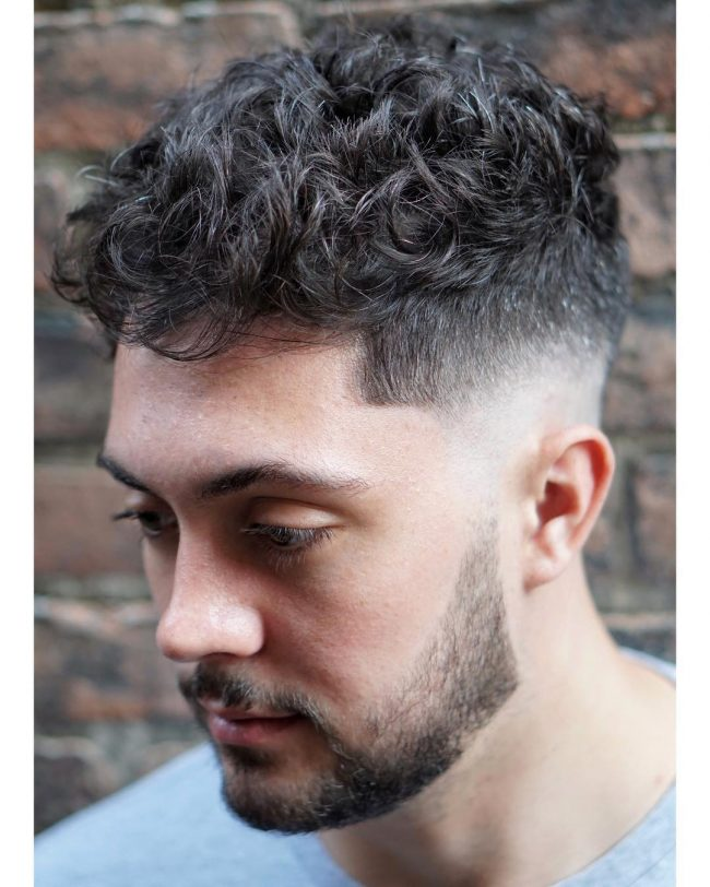 55 Best Men\'s Messy Hairstyles - Your Uniqueness [2019]