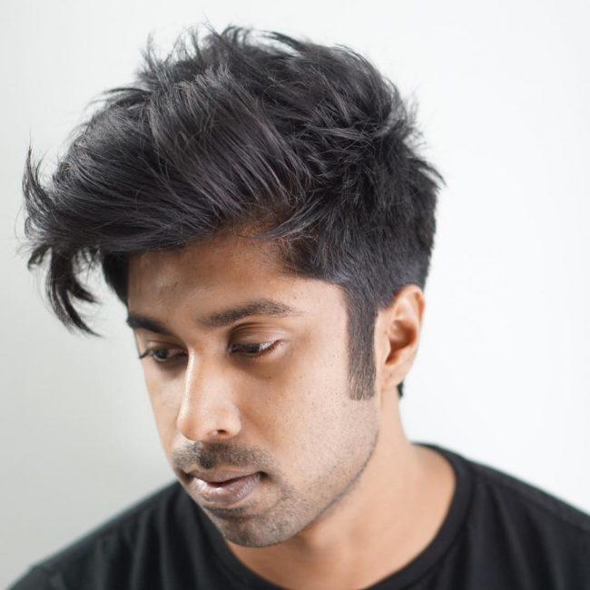 Men's Messy Hairstyles 36