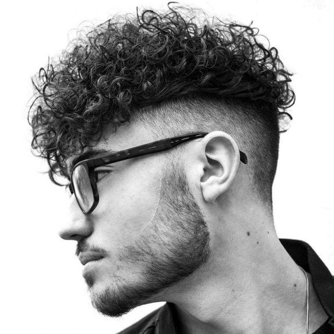 Men's Messy Hairstyles 37