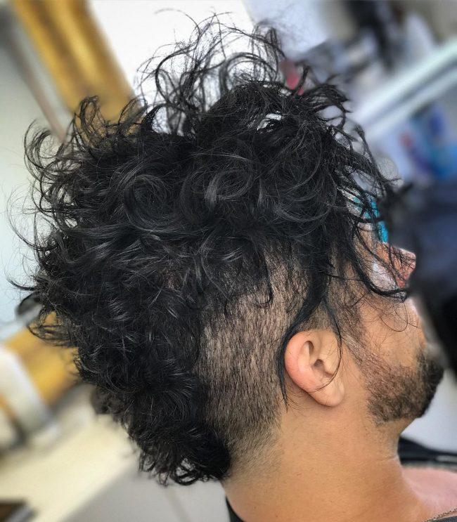 Men's Messy Hairstyles 38