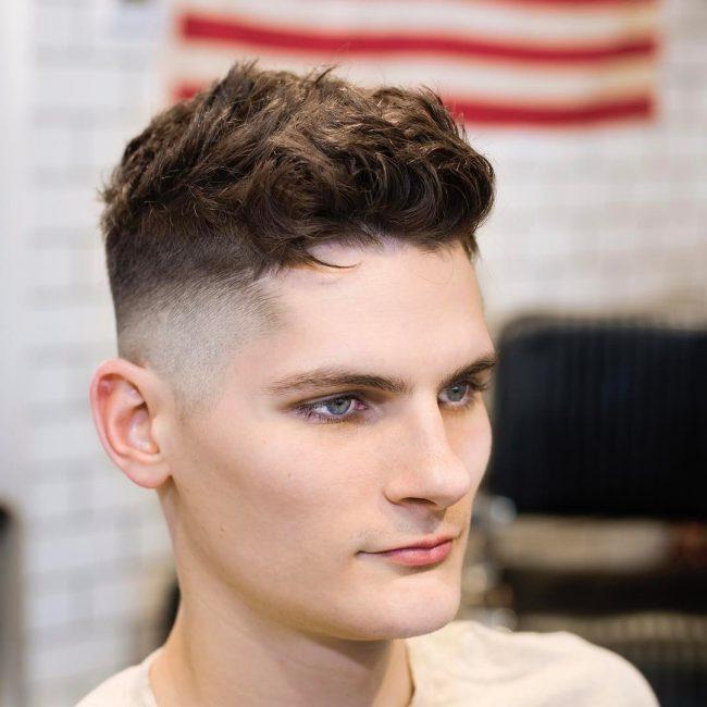 Men's Messy Hairstyles 42