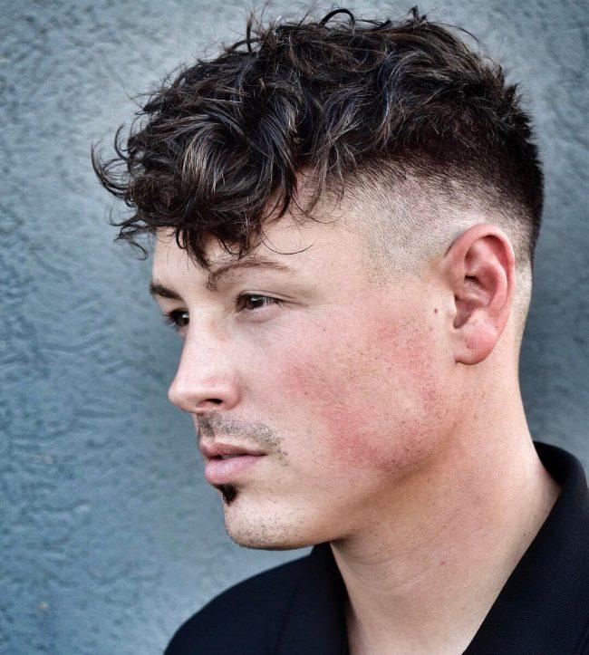 Men's Messy Hairstyles 43