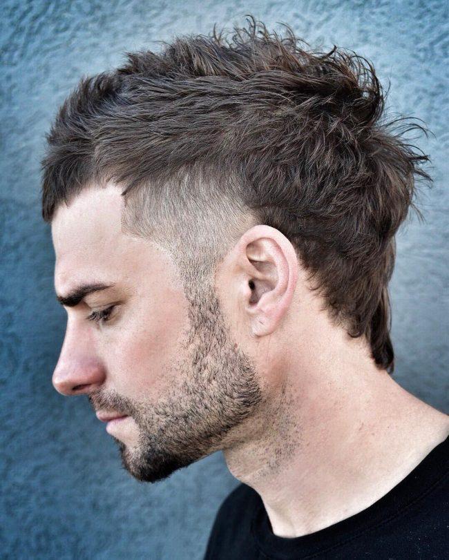 Men's Messy Hairstyles 44