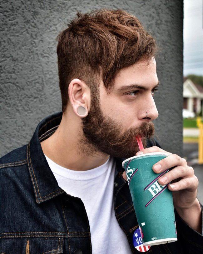 Men's Messy Hairstyles 45