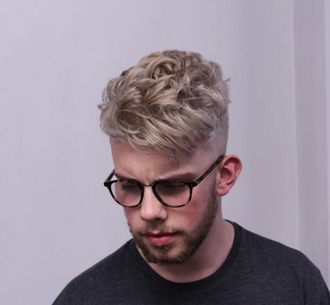 Men's Messy Hairstyles 48