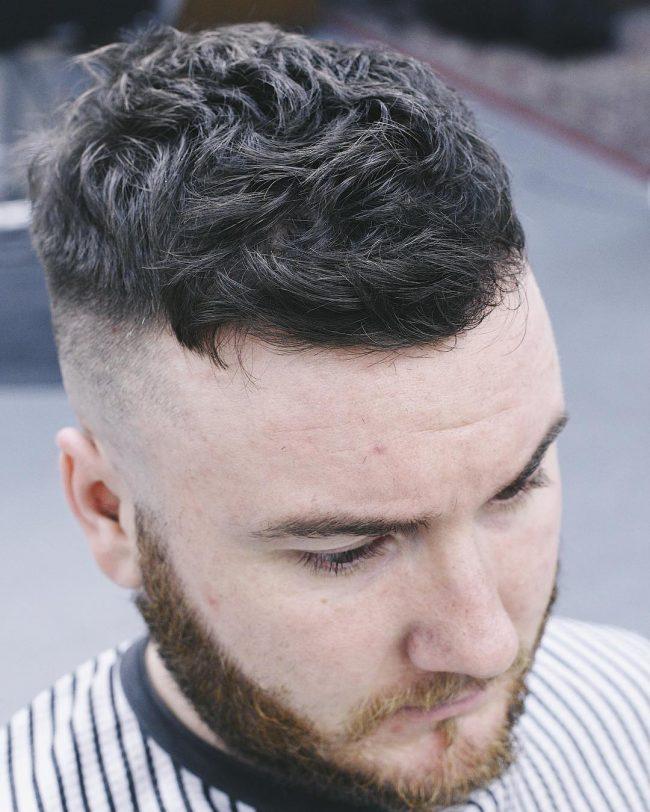 Men's Messy Hairstyles 53
