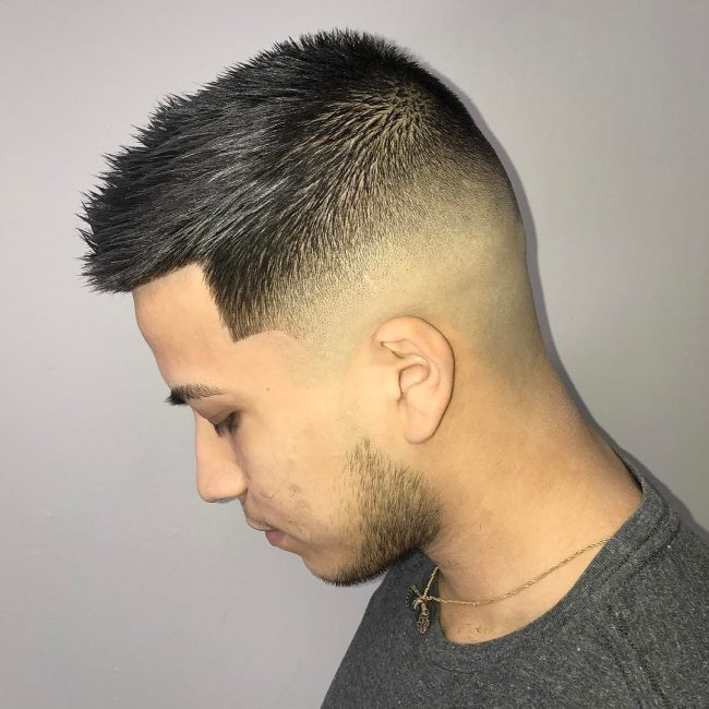 Military Haircut Styles 28