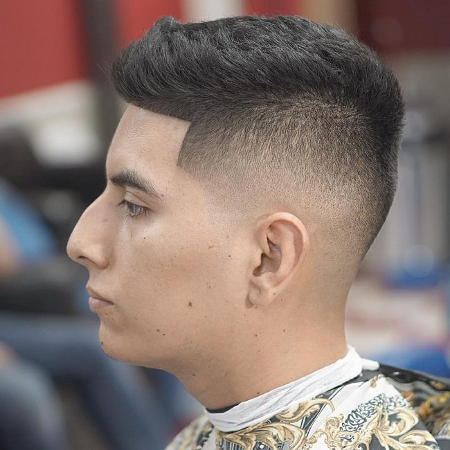 Military Haircut Styles 35