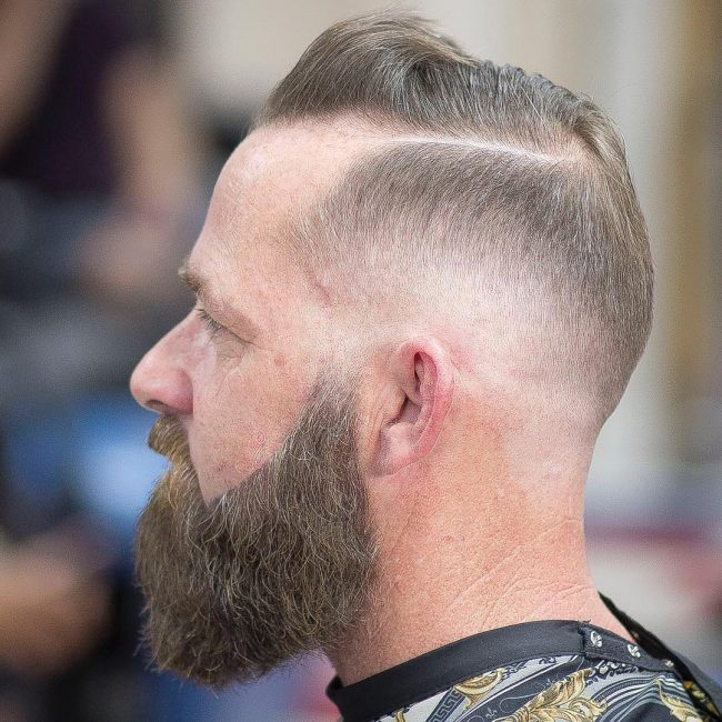 Military Haircut Styles 37