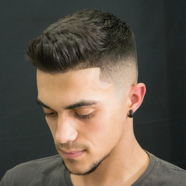 50 Amazing Military Haircut Styles - Choose Yours in 2020