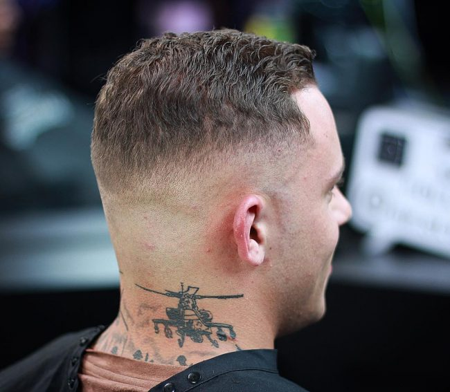 Military Haircut Styles 44