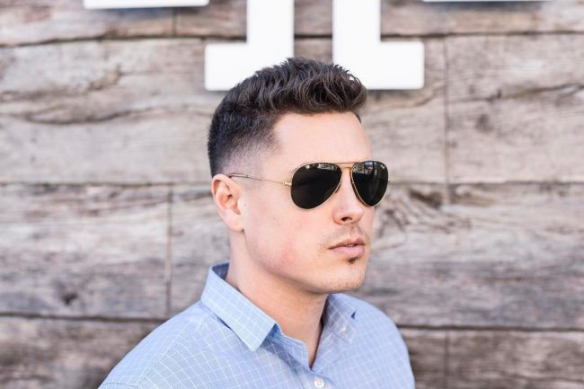 Military Haircut Styles 46