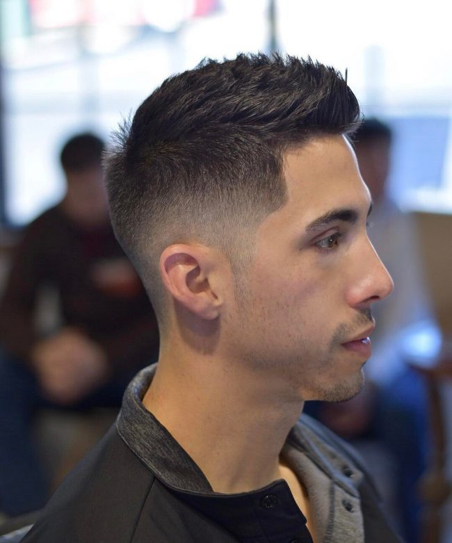 Military Haircut Styles 47