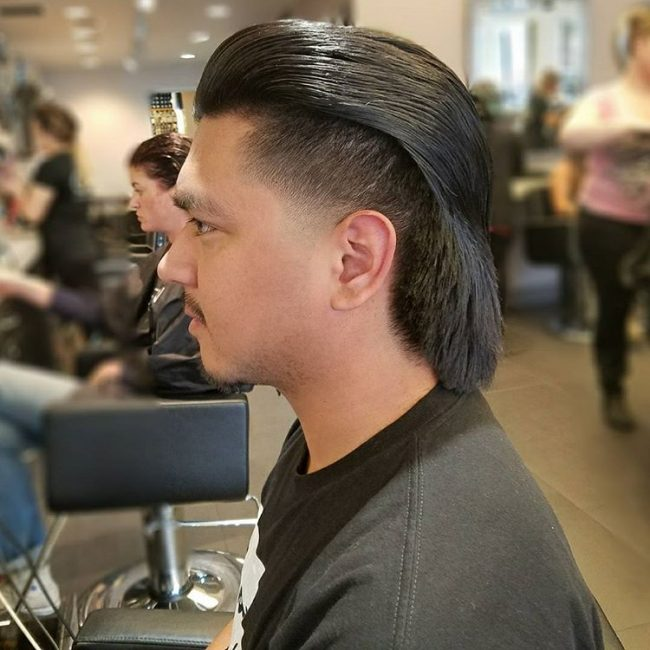 50 Best Mullet Haircut Styles - [Express Yourself in 2018]