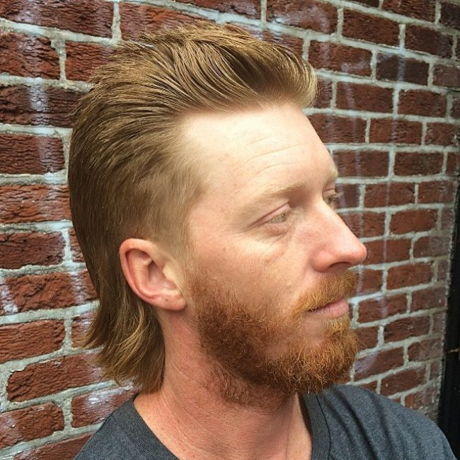 Mullet Haircut Styles 29