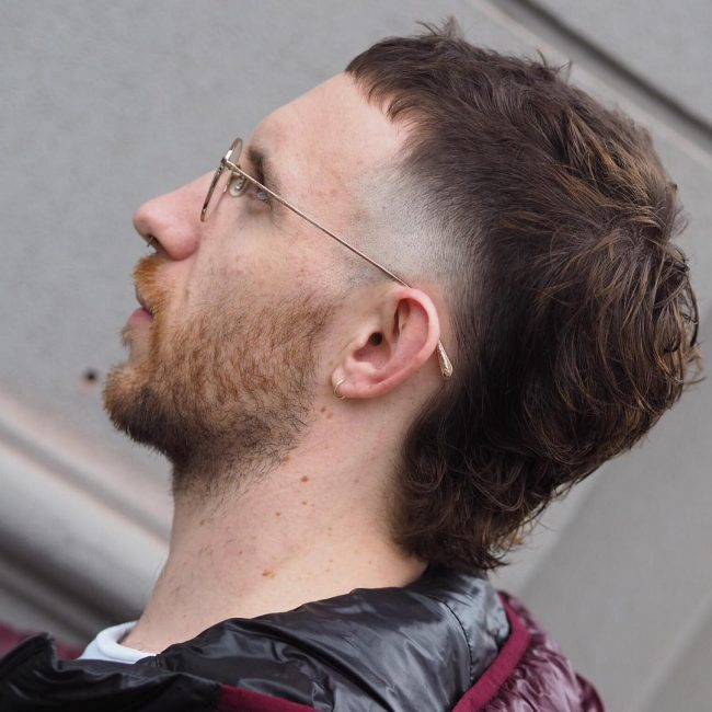 50 Best Mullet Haircut Styles - Express Yourself in 2019