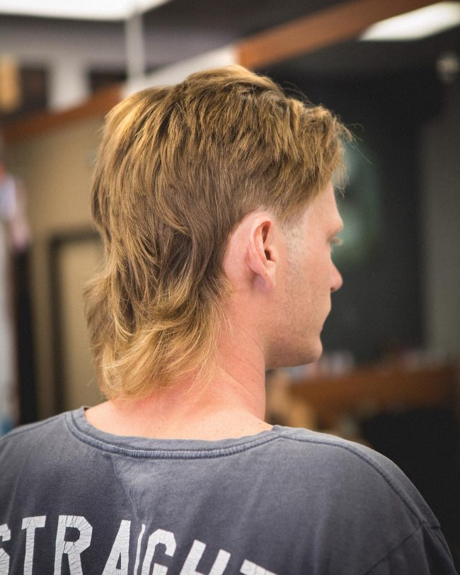 50 Best Mullet Haircut Styles Express Yourself In 2018