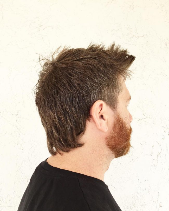 Mullet Haircut Styles 36