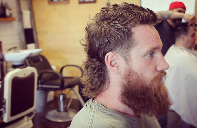 Mullet Haircut Styles 37