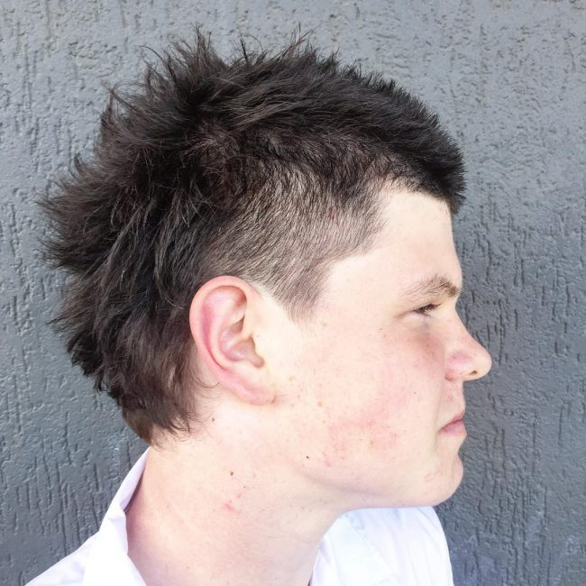 Mullet Haircut Styles 41