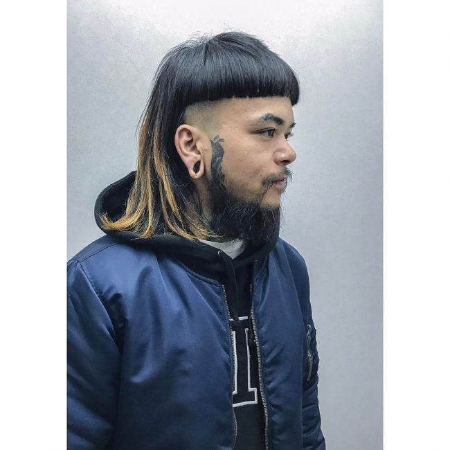50 Best Mullet Haircut Styles - [Express Yourself in 2017]