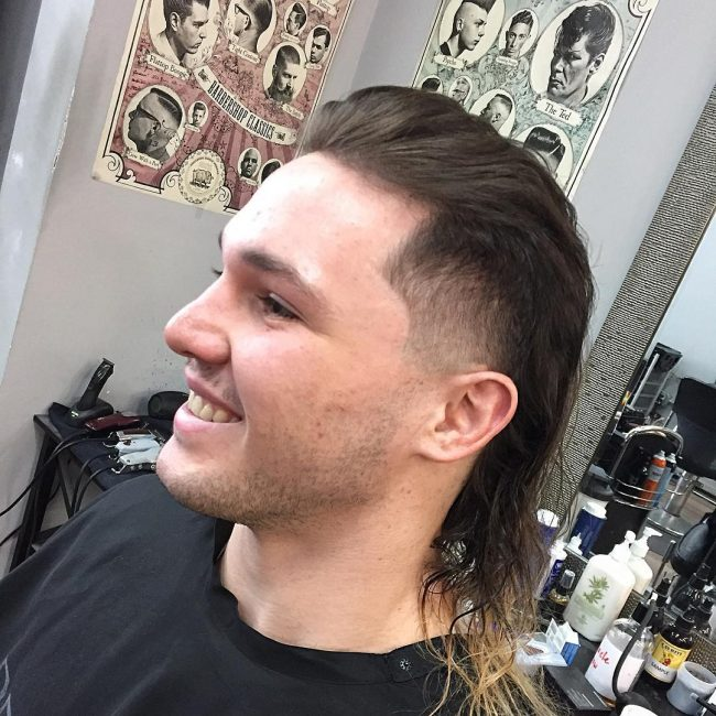 Mullet Haircut Styles 44