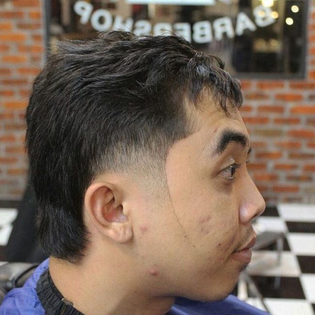 Mullet Haircut Styles 50