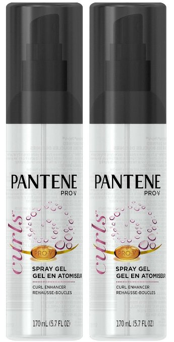Pantene Pro-V Curl Enhancer Spray