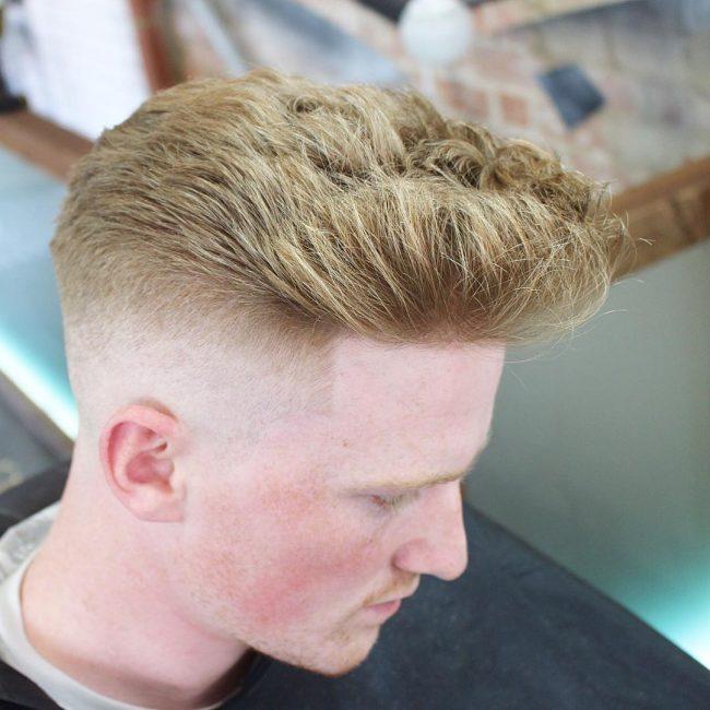 Pompadour Haircut 41