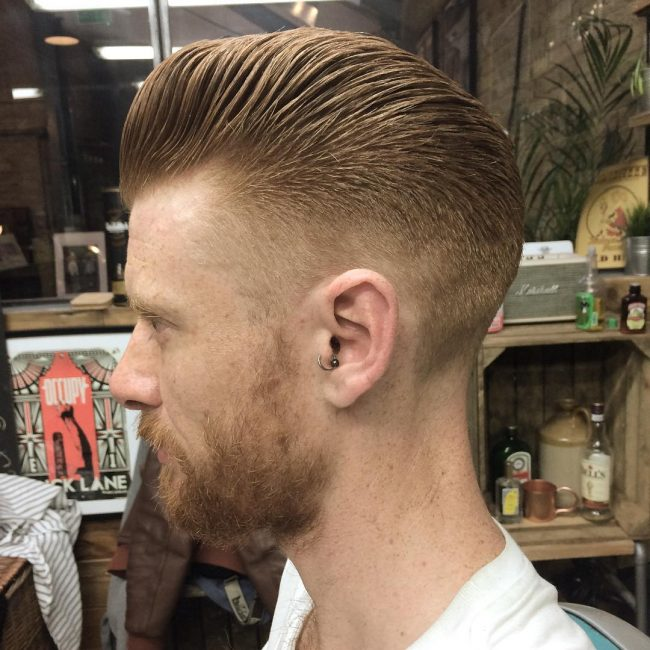 Pompadour Haircut 57