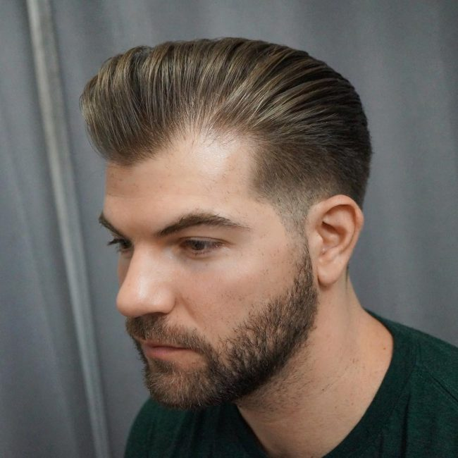 Pompadour Haircut 66