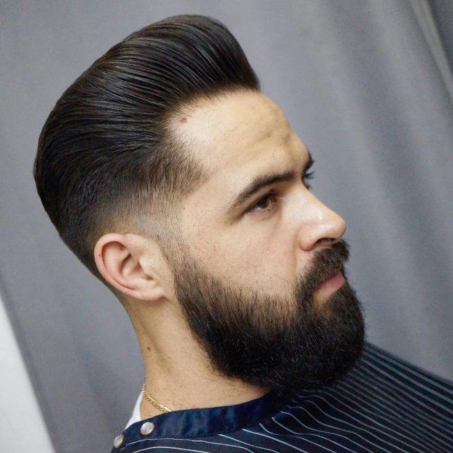 Pompadour Haircut 68