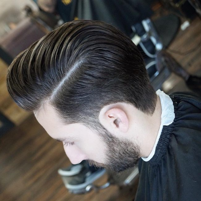 Pompadour Haircut 71