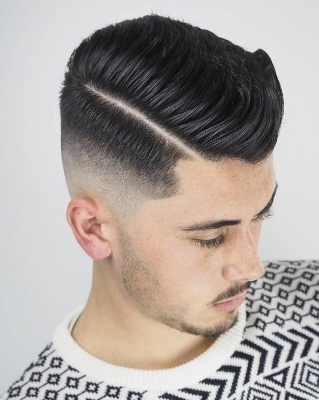 Receding Hairline 30