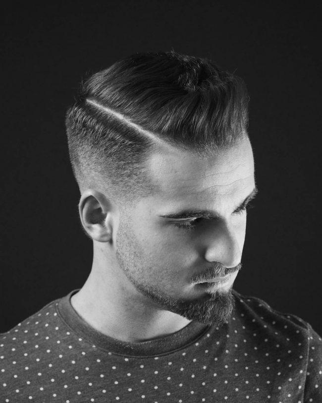 Receding Hairline 32