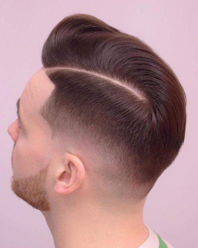 Receding Hairline 35