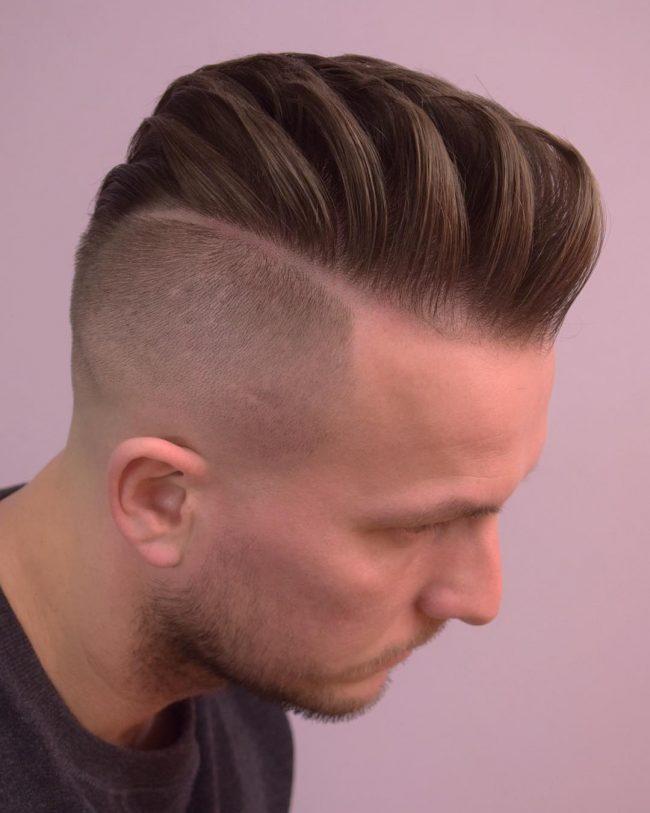 Receding Hairline 36