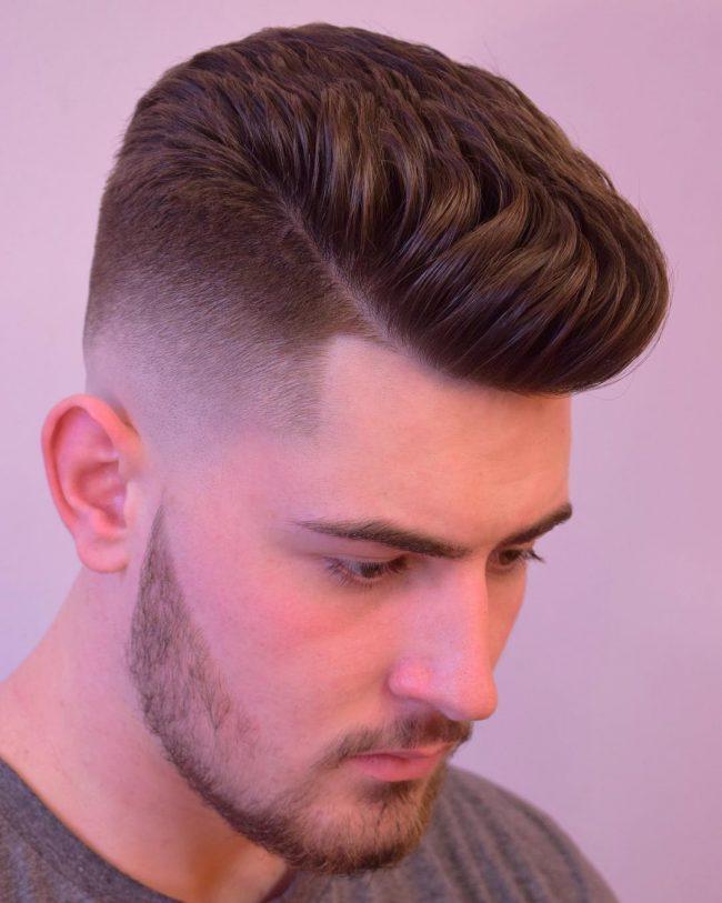 Receding Hairline 37
