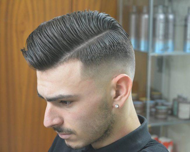 Receding Hairline 39