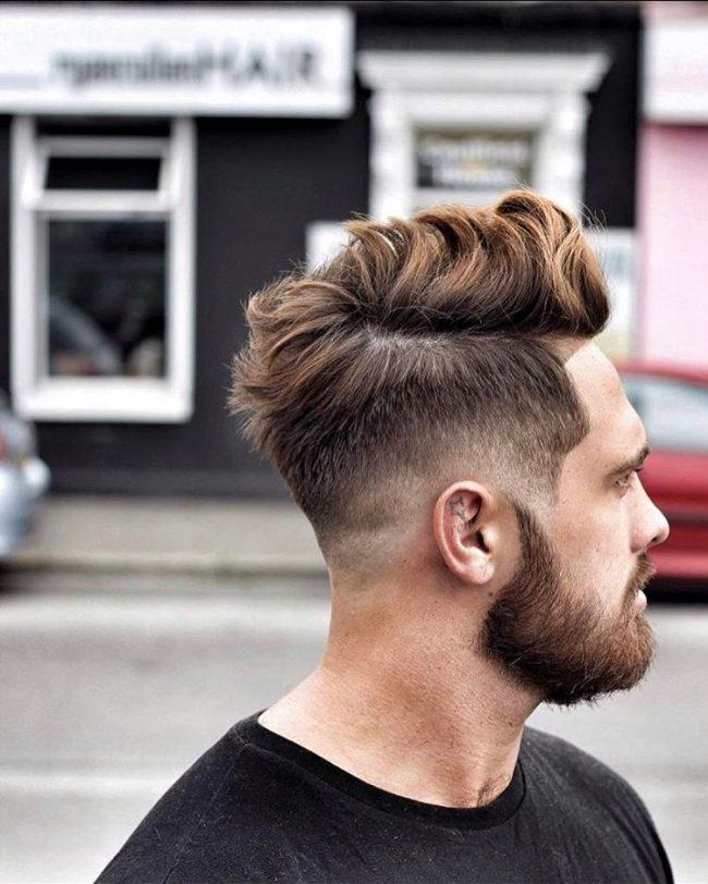 Receding Hairline 44