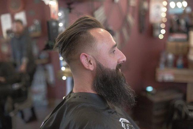 Receding Hairline 45