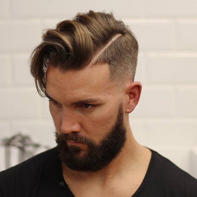 Receding Hairline 46