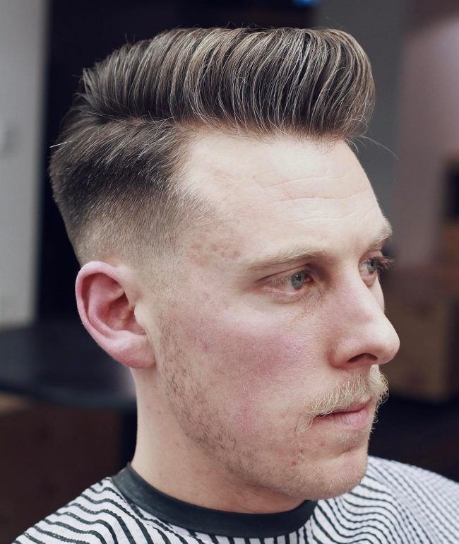 60 Best Styles For Men With Receding Hairline - (2018)