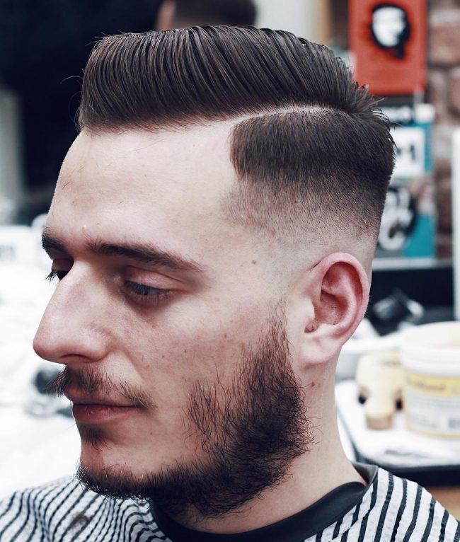 Receding Hairline 54
