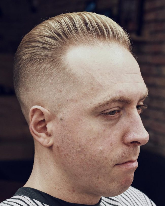60 Best Styles For Men With Receding Hairline 2019